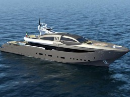 Open Style Luxury Yacht Concept DO by CRN