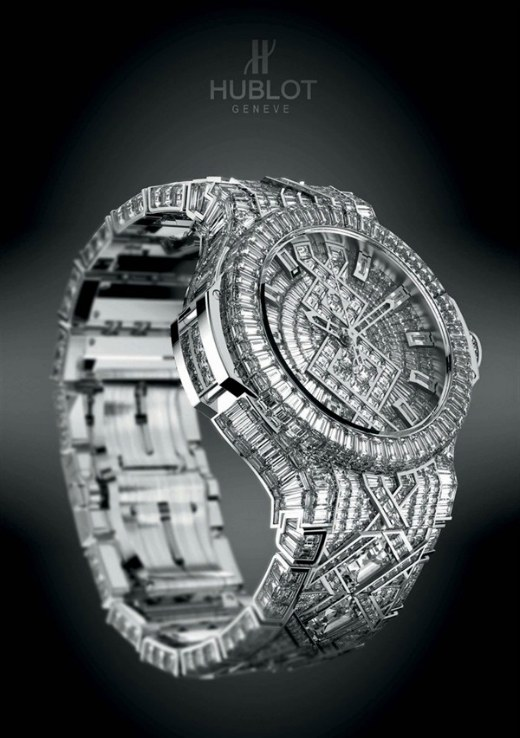 Hublot's US$5 Million Dollar Watch