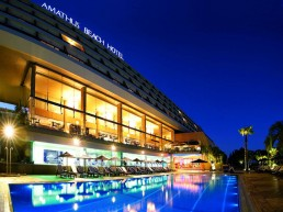 Amathus Beach Hotel - Five Star Seaside Retreat in Cyprus