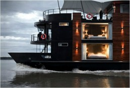 Amazon River Cruise Onboard M/Y Aria for Luxurious Romance