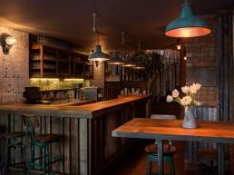 Barnyard Restaurant London - Best of Britisth Cuisine