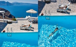 Canaves Hotel - Startling Sunsets in Santorini