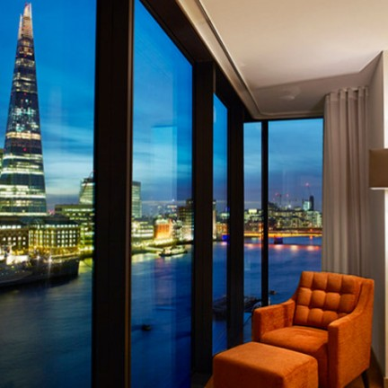 Cheval Three Quays - Lavish Accommodation with Spectacular Views
