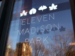 Eleven Madison Park - Brillian Culinary Experience