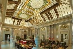 Fairmont Grand Hotel Kyiv Trendsetting Luxury