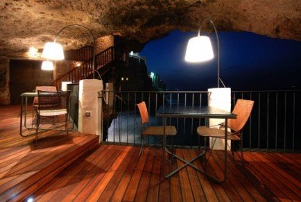 Grotta Palazzese - Cliff Dinning on the Amalfi Coast