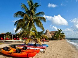 Hopkins Bay Belize - Garifuna Oceanfront Bliss