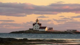 Inn at Cuckolds Lighthouse - Sanctuary of Serenity in Maine