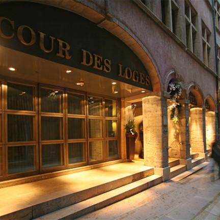 La Cours des Loges  - Lyon's Historical Beauty