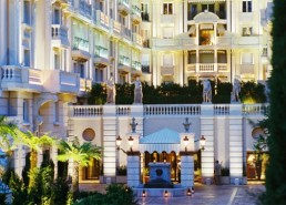 Lagerfeld to Redesign Hotel Metropole