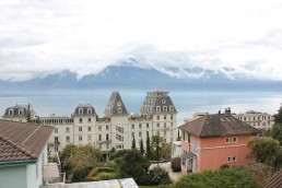 Montreux - Beauty of the Swiss Riviera