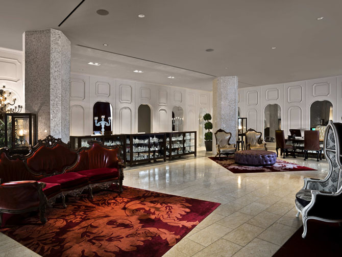 Top 10 luxury hotels in chicago luxeinacity for Beat hotel in chicago
