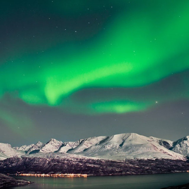 Northern Lights must be enjoyed at least once in a lifetime. Visit #Canada, #Norway, #Greenland, #Iceland, #Sweden, #Finland for the best views.