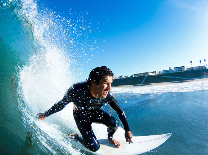Catching the Perfect Wave with Luxury Surf Resorts ...