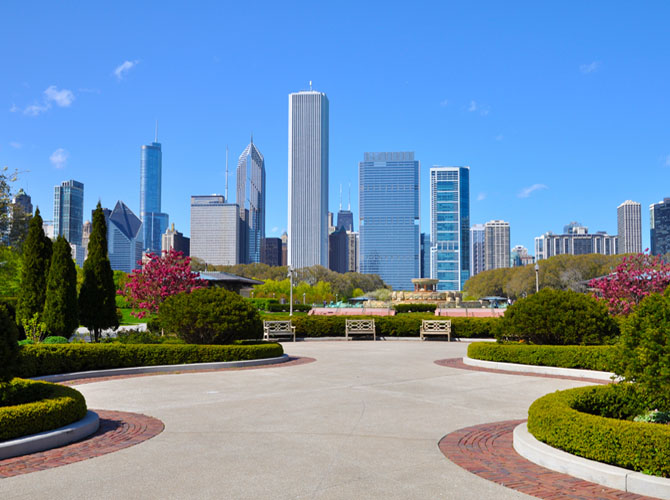 Top 10 luxury hotels in chicago luxeinacity for Fancy hotels in chicago