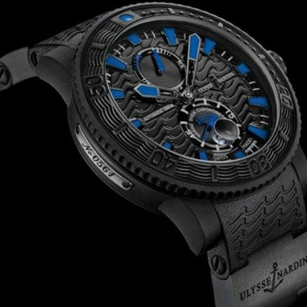 Ulysse Nardin New Addition to Black Sea Collection