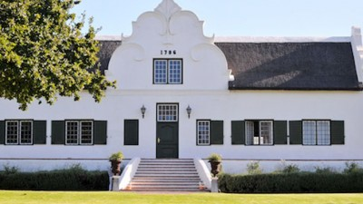 Webersburg – Serene Escape in Luxuriant Winelands