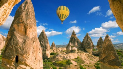 Things To Do in Cappadocia: Turkey