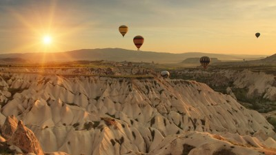 Fairy Tales and Chimneys in Cappadocia