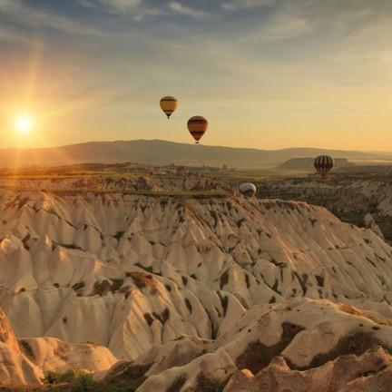 Fairy Tales and Chimneys in Cappadocia
