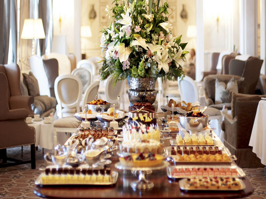 High Tea At The Mount Nelson Cape Town Luxeinacity