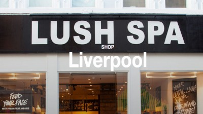 Lovely Lush Spa in the Heart of Liverpool