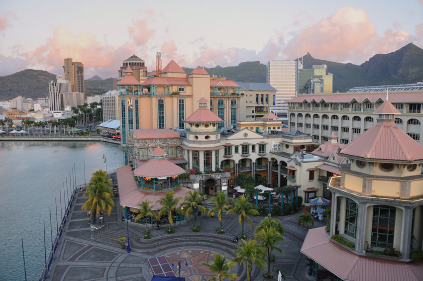 Port louis a city worth exploring luxeinacity - Restaurants in port louis mauritius ...