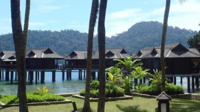 Private Island Retreat: Pangkor Laut
