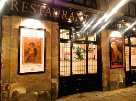 Taste - 7 Portes - Barcelona - exterior
