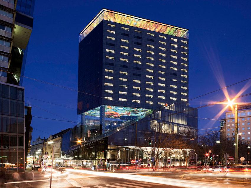 Best hotels vienna austrian top design luxeinacity for Design hotel vienna