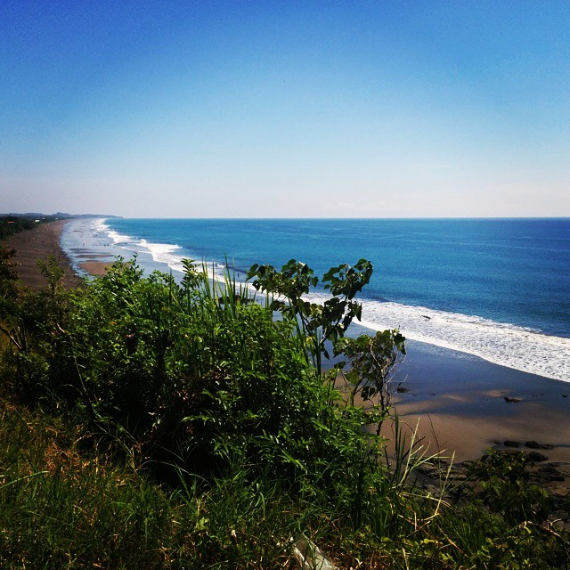 Another #stunning view of #costarica.