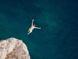Cliff Diving Boracay Philippines C