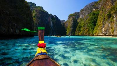 Thailand Adventure: Ko Phi Phi