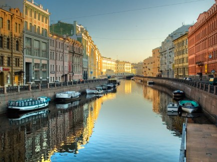 Luxury Tour of St Petersburg