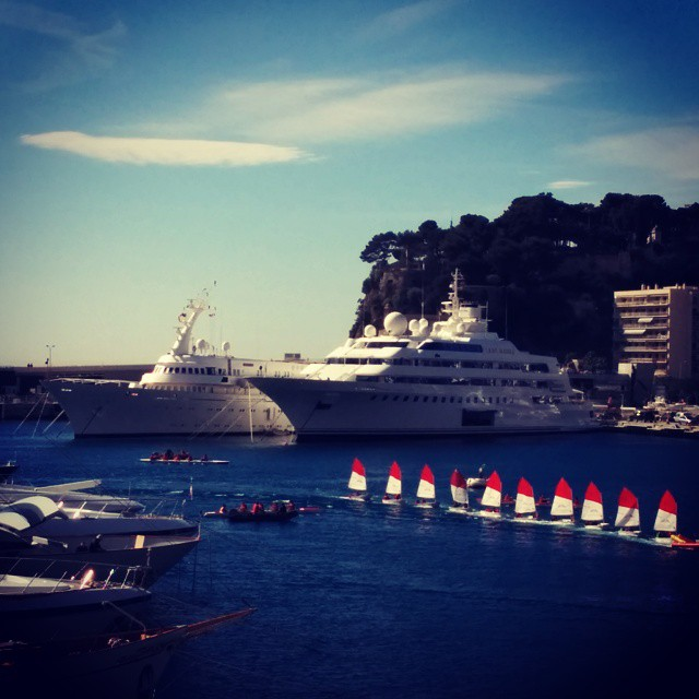Recent shot taken in lovely #monaco.