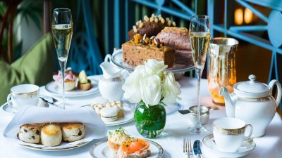 Afternoon Tea In London: British Experience