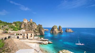 Beaches in Sicily: Blue Flag Bliss