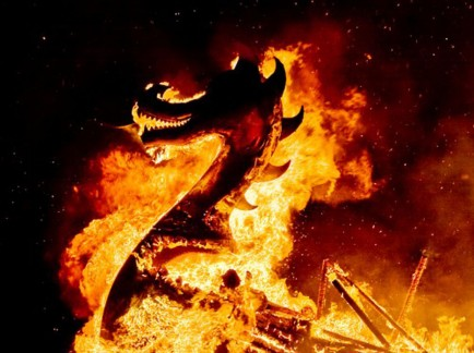 Scottish Festival Up Helly Aa 3