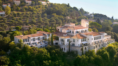 Chateau Saint-Martin: Luxe French Retreat