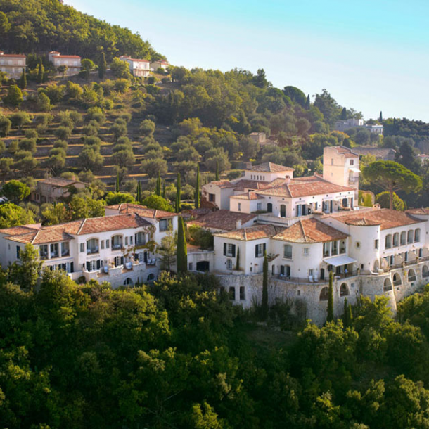 Chateau Saint-Martin Luxury French Retreat