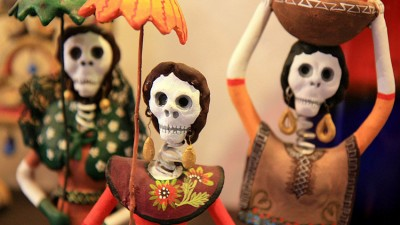 Mexican Festival: Dia De Los Muertos