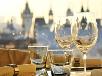 Delicious Fine Dining in Prague City