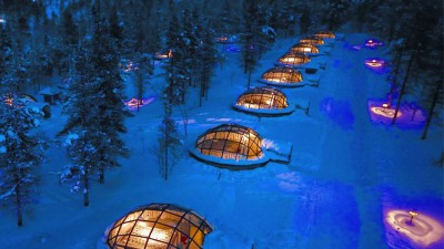 Igloo Village: Icy Finnish Getaway