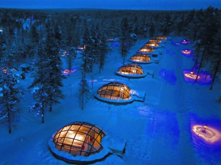 igloo village 9