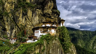 Trek to the Hanging Temple of Tiger's Nest in Bhutan