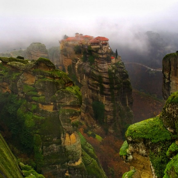 Hike the Meteora in Greece
