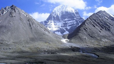 Climb the Holy Mount Kailash in Tibet