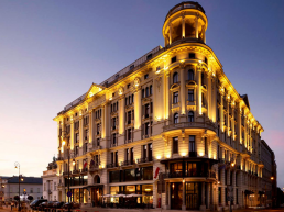 Hotels Warsaw The Bristol