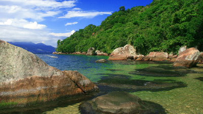 Ilha Grande: Verdant Natural Escape