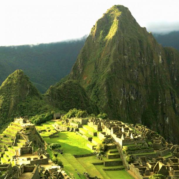 Inca Trail Peru Visit Machu Picchu 4